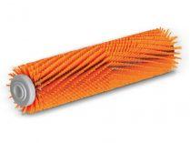 Válcový kartáč pro vysokotlaké čističe Kärcher - 450mm, oranžový