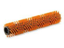 Válcový kartáč pro vysokotlaké čističe Kärcher - 532mm, oranžový