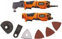 Multifunkční nářadí AEG OMNI-300 Set1 - 300W (Elektrický multifunkční renovátor)