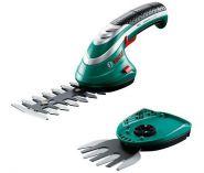 Bosch ISIO Set III Aku nůžky na keře a trávu 3.6V/1.5Ah, 0600833102