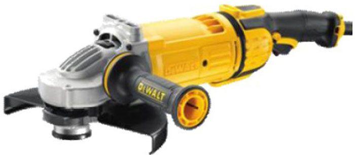DeWalt DWE4579 úhlová bruska 230mm, 2600W s plynulým startem