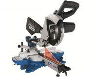 Pokosová pila Scheppach HM 80 MP - 1700W, 216mm, dvourychlostní multifunkční pokosová pila s potahem a laserem
