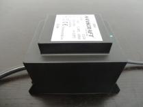 Zalitý bezpečnostní transformátor 100VA (230-11.5V) k bazénům HANSCRAFT