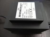 Zalitý bezpečnostní transformátor 300VA (230-11.5V) k bazénům HANSCRAFT 3.5kg