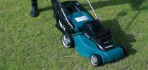 Elektrická sekačka na trávu Makita ELM4120 - 1600W, 41cm, 14.5kg
