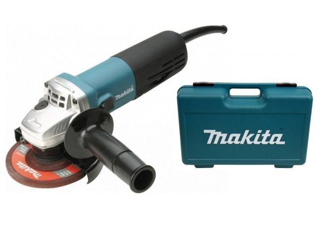 Úhlová bruska Makita 9558HNRGK - 125mm, 840W, 2.1kg