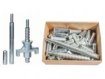 Upevňovací souprava na beton Bosch - 16mm pro stojan na vrtačku GCR 180 a GCR 350