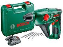 Aku pneumatické kladivo Bosch Uneo 3v1 - 1x aku 12V/2.5Ah, 0.5J, 1.2kg v kufru