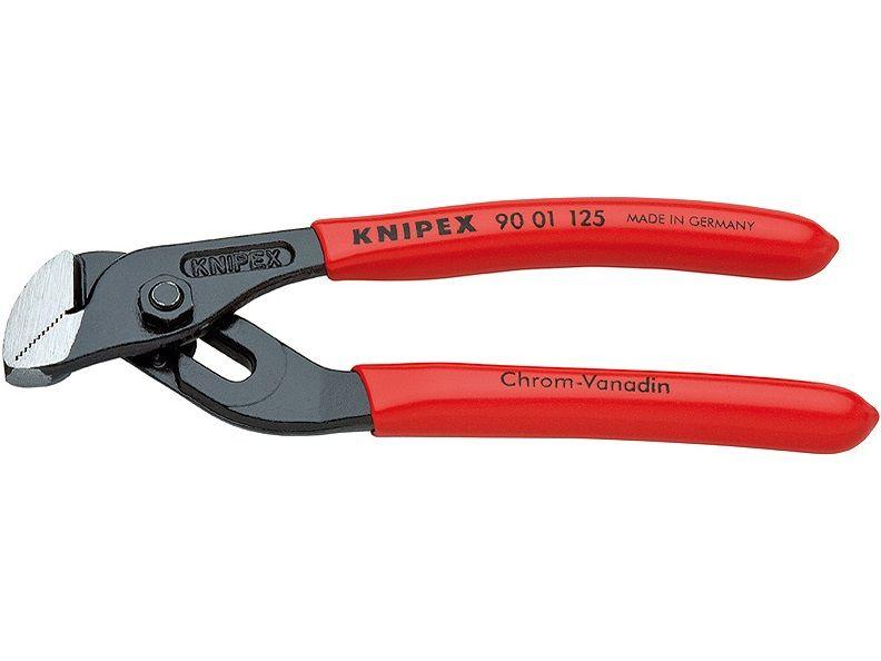 """KNIPEX SIKO - malé kleště - 125mm, s drážkovým kloubem, 11/16"""", 14mm, máčené (9001125)"""