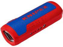 Odizolovací kleště KNIPEX TwistCut - 100mm - na ochranné hadice Ø 13–32mm a kabely Ø 0.2- 4mm