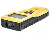 Laserový měřič vzdálenosti - dálkoměr STANLEY STHT1-77032, dosah 20m (STHT1-77032)