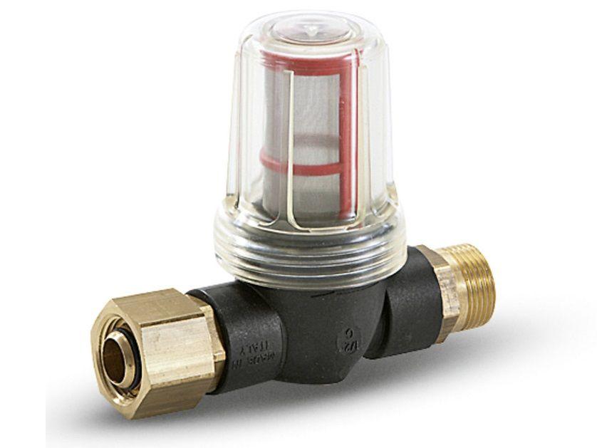 """Vodní filtr jemný pro vysokotlaké čističe Kärcher - 100mm, R3/4"""" (2.637-691.0) pro HD 6/15 M Plus, HD 6/15 MX, HD 6/15 P Modul, HD 7/14 -4M, HD 7/14 -4M Plus, HD 7/14-4 MX Plus, HD 7/16-4 MX Plus, HD 7/16-4M Plus, HD 7/17 M, HD 7/17 M Plus a další"""