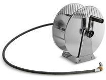 Hadicový buben Kärcher - 20m, manuální, ušlechtilá ocel