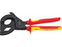 Kleště na kabely SWA Knipex - 315mm, na kabely armované ocelovými dráty, do Ø 45mm/380mm², VDE