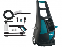 Makita HW132- 2100W, 140bar, 420l/h, 18,8kg, vysokotlaký čistič