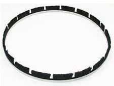 SET pásových kartáčů pro brusku na beton Bosch GBR 15 CAG Professional (2608620692, 3607031875) Bosch příslušenství