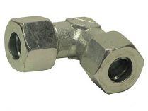 Úhlové šroubení Kärcher - ocel, pozink, ermeto