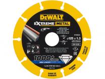 Diamantový kotouč DeWALT DT40252, pr. 125x22.23x1.3mm