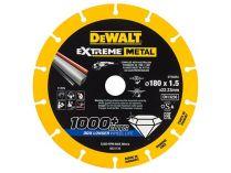 Diamantový kotouč DeWALT DT40254, pr. 180x22.23x1.5mm