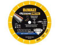 Diamantový kotouč DeWALT DT40257, pr. 355x25.4x3.3mm