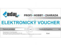 Elektronické vouchery