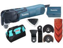 Multifunkční nářadí Makita TM3010CX13 - 320W, 1.6kg, taška