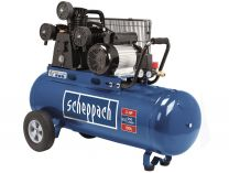 Olejový kompresor Scheppach HC 550 TC - 10bar, 550l/min, 100l, 74kg