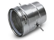 Přechodový adaptér kouřovodu Kärcher - 150mm