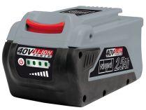 Akumulátor - baterie Scheppach BPS2540LI - 40V/2.5Ah Li-ion