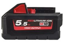 Akumulátor Milwaukee M18 HB5.5 - 18V/5.5Ah