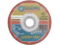 Řezný kotouč Goldenstar AS46QB 125x1,6x22,23mm na ocel a nerez