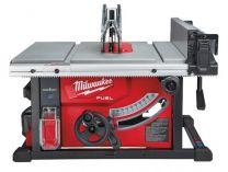 Milwaukee M18 FTS210-0 - 18V, 210mm, bez aku, bezuhlíková aku stolová pila