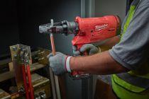 Bezuhlíkový aku hydraulický lis / krimpovací kleště Milwaukee M18 HCCT109/42-522C - 2x 18V/5.0/2.0Ah, 5.6kg, kufr (4933459273)