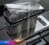 Černý oboustranný ochranný kryt - magnetické pouzdro pro Samsung Galaxy S8 (SM-G950F) EQVVOL