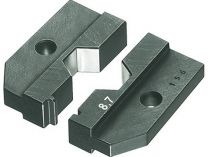 Lisovací nástavec pro lisovací víceúčelové kleště KNIPEX - pro FSMA; ST a MIC - optické vodiče