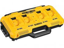 Nabíječka DeWALT DCB104-QW pro baterie 12-54V XR Li-Ion a Flexvolt