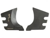 Standardní řezné nože na řezání mědi / hliníku Milwaukee