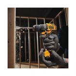 Bezuhlíková aku vrtačka bez příklepu DeWALT DCD701N-XJ - 12V, 57.5Nm, 0.9kg, kufr, bez akumulátoru a nabíječky