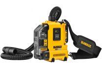 Bezuhlíkový aku odsávač prachu DeWALT DWH161D1-QW - 1x 18V/2.0Ah, 1.65kg