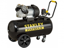 Olejový kompresor STANLEY DV2 400/10/50 - 2.2kW, 10bar, 356l/min, 50l, 45kg