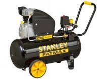 Olejový kompresor STANLEY D 261/10/50 - 2.5kW, 10bar, 250l/min, 50l, 37.7kg
