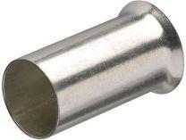 Dutinka koncová Knipex - neizolovaná - 12mm, kabel 6mm², 100ks