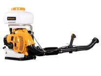 Benzínový zádový postřikovač Riwall PRO RPSD 52 - 2-taktní motor, 51.7ccm, 12kg