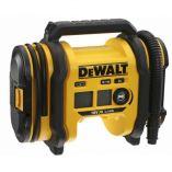 Bezuhlíkový aku kompresor DeWALT DCC018N-XJ - 12/18V, 11bar, 3.0kg, bez akumulátoru a nabíječky