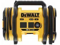 Bezuhlíkový aku kompresor DeWALT DCC018N-XJ - 12/18V, 11bar, 3.0kg, bez aku