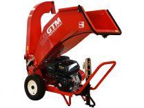 Zahradní drtič větví GTM GTS 1300G s benzinovým motorem