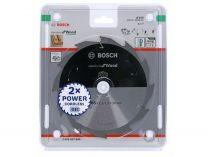 Pilový kotouč na dřevo Bosch Standard for Wood - 165x20mm, 12z