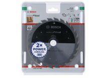 Pilový kotouč na dřevo Bosch Standard for Wood - 165x20mm, 24z