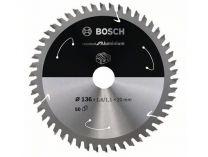 Pilový kotouč na hliník Bosch Standard for Aluminium - 136x20mm, 50z