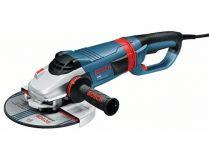 Úhlová bruska Bosch GWS 24-230 LVI Professional - 2400W, 230mm, 5.5kg, rychloup. matice SDS